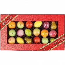 Marzipan Fruit Box