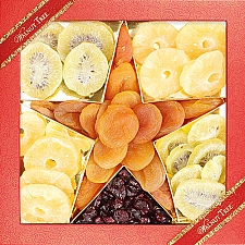 Star Dried Fruit Box