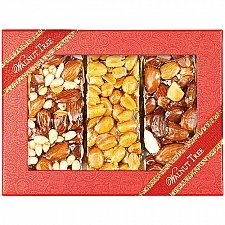 Assorted Nut Brittle Bars
