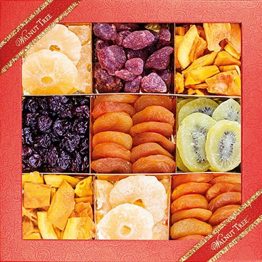 Assorted Dried Fruit Box