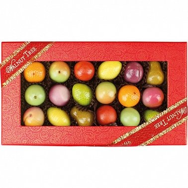 Marzipan Fruit Box Delivery to UK