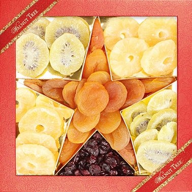 Star Dried Fruit Box