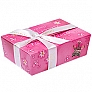 125g Luxury Belgian Chocolates - Pink Box
