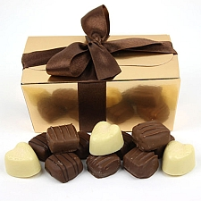 Assorted Milk Chocolate Ballotin Gift Box delivery to UK [United Kingdom]