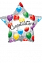 Mini Congratulations Balloon