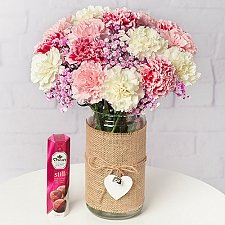 Pink Confetti Gift Set delivery to UK [United Kingdom]