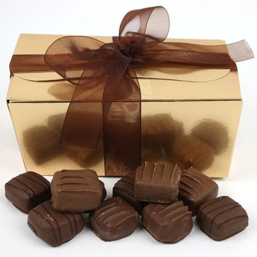 Classic Milk Chocolate Ballotin Box delivery to UK [United Kingdom]