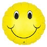 Mini Smiley Face Balloon UK