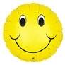 Mini Smiley Face Balloon UK