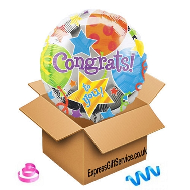 Congrats to you Balloon Delivery UK