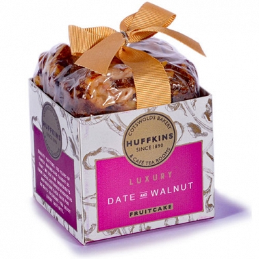 Luxury Date and Walnut Fruit Cake