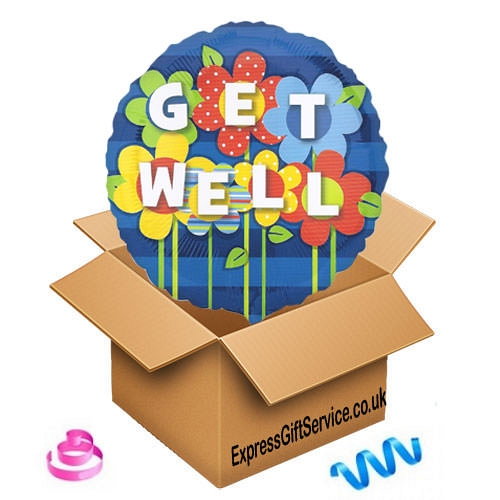 Get Well Balloon Delivery UK