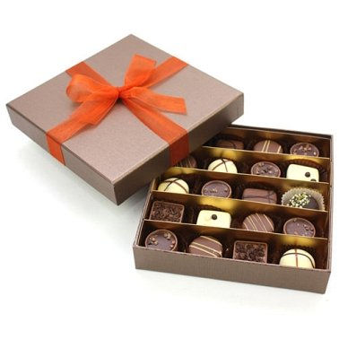 Belgian Chocolate Selection delivery to UK [United Kingdom]
