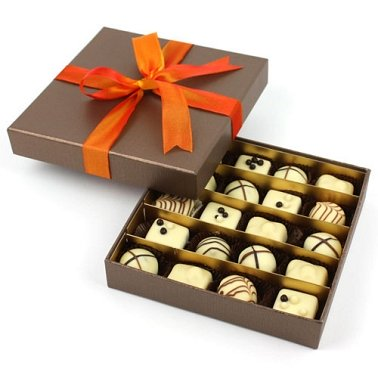 Chocolate White Selection delivery to UK [United Kingdom]