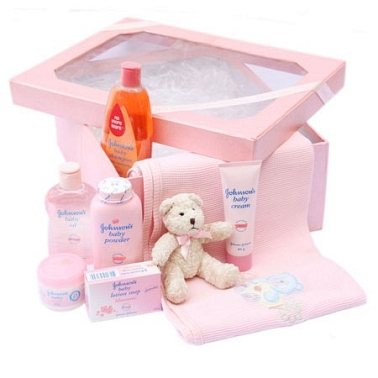 New Born Baby Girl gift delivery to Pakistan | Send Gift Hampers ...