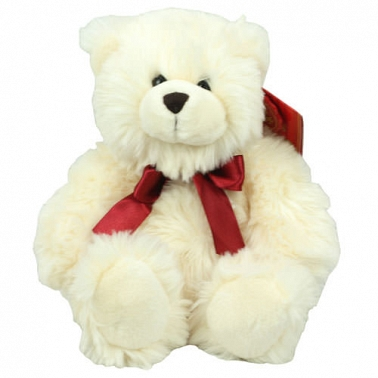 Harry Bear White 35cm Delivery to UK