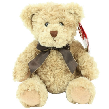 Sherwood Teddy Bear 25cm Delivery to UK