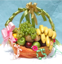 Full Fruit Basket A delivery to China
