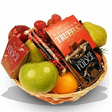 Fruit & Chocolate Gift Basket delivery to Canada