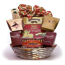 Classic Collection II Gift Basket delivery to Canada