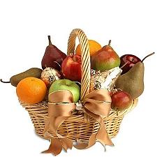 European Sampler Basket delivery to Canada