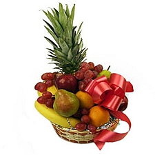 Pineapple Fruit Basket delivery to Canada