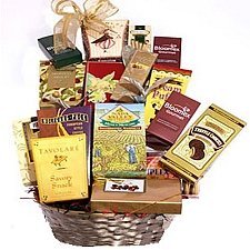 Supreme Sweets Gift Basket delivery to Canada
