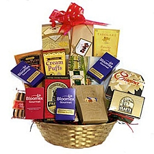 Taste Bud Bliss Gift Basket delivery to Canada