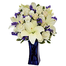 Beyond Blue Bouquet delivery to Canada
