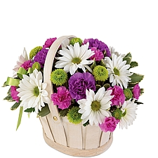 Blooming Bounty Bouquet delivery to Canada