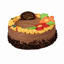 Deluxe Chocolate Cake delivery to Canada