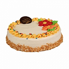 Deluxe Vanilla Cake delivery to Canada