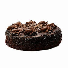 Deluxe Chocolate Fudge Cake delivery to Canada