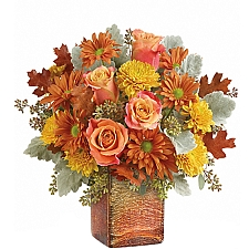 Grateful Golden Bouquet delivery to Canada