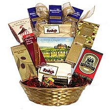 Deluxe Choice Gift Basket delivery to Canada