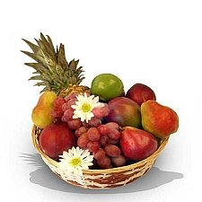 Fruit Harvest delivery to Canada
