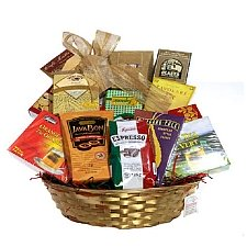 Joy of Java Gift Basket delivery to Canada