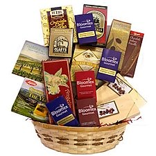 Purely Premium Gift Basket delivery to Canada