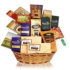 Rich Tastes Gift Basket delivery to Canada
