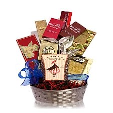 Snack Gift Basket delivery to Canada
