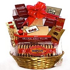World's Finest Gourmet Gift Basket delivery to Canada