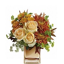 Autumn Romance Bouquet delivery to Canada