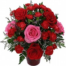 Rosey Romance delivery to Canada