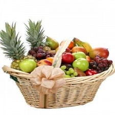 First Class Fruit Basket