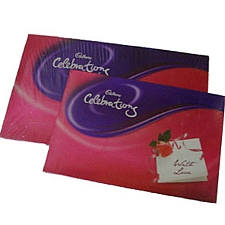 Cadbury Celebration Pack - Pack Of 2 Small delivery to India