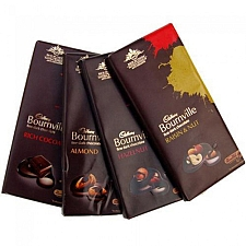 Cadbury Bournville Treat - 4 Chocolates delivery to India