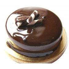 1 Kg Eggless Chocolate Truffle Cake delivery to India