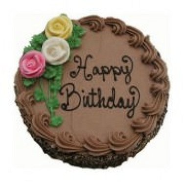 Cool 1 Kg Happy Birthday Chocolate Cake Cake Delivery To India Personalised Birthday Cards Sponlily Jamesorg
