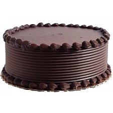 1kg Eggless Chocolate Cake delivery to India