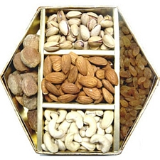 2 Kg Mixed Dry Fruits delivery to India